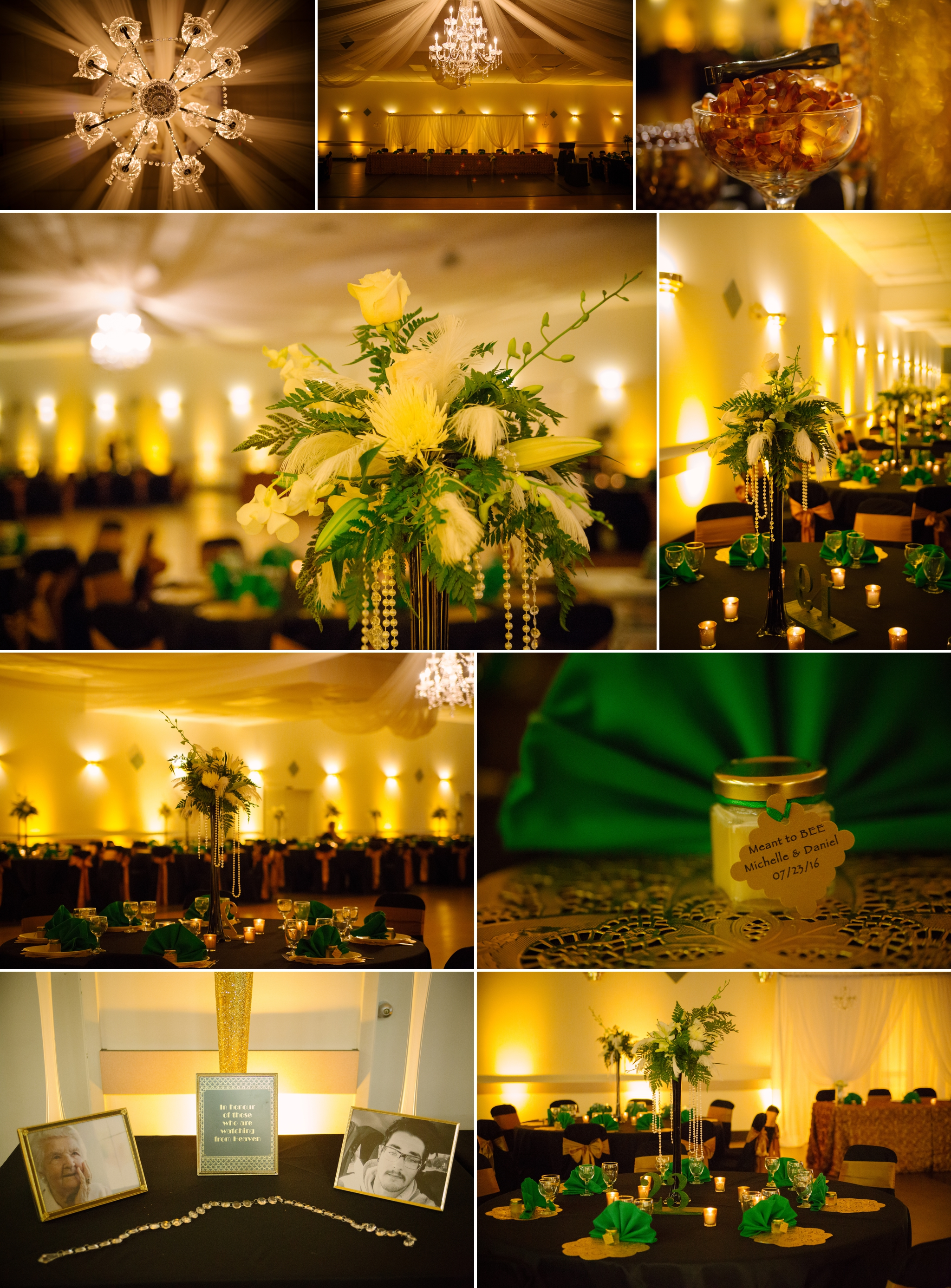 Morinville Westlock Alberta Gatsby themed wedding